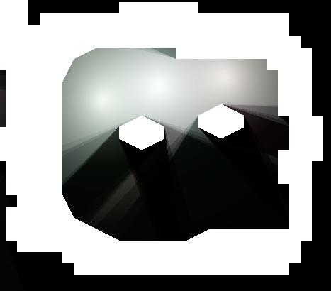 custom ray-traced lightmap